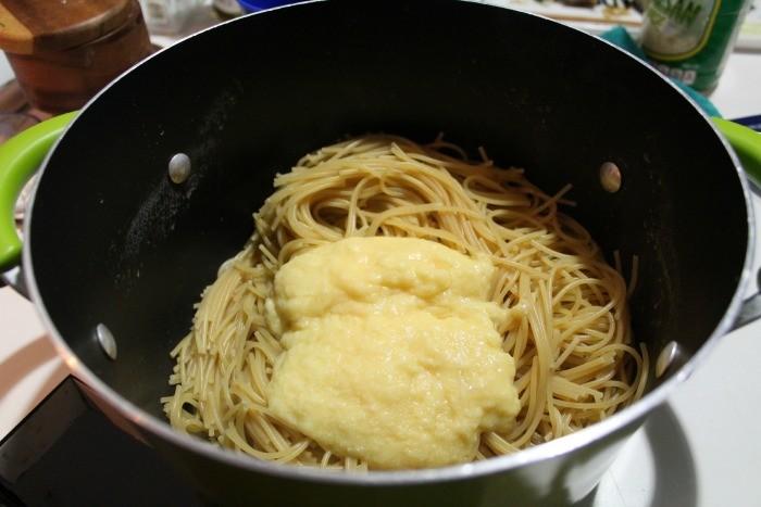 Baked Spaghetti Pasta
