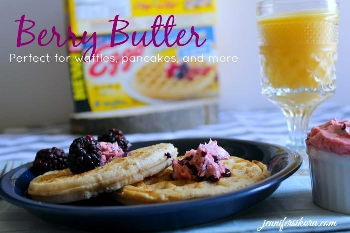 Berry Butter