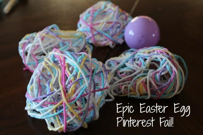 Easter Eggs  Fail