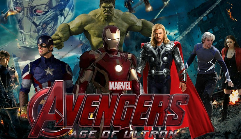 Marvel's AVENGERS: AGE OF ULTRON – New Trailer & Posters Available