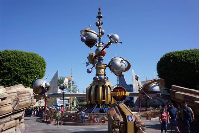 Tomorrowland Disney Archives