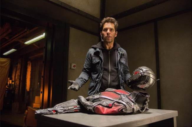 Marvel's ANT-MAN – New Trailer Now Available