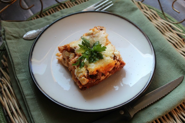 Crockpot Lasagna 2