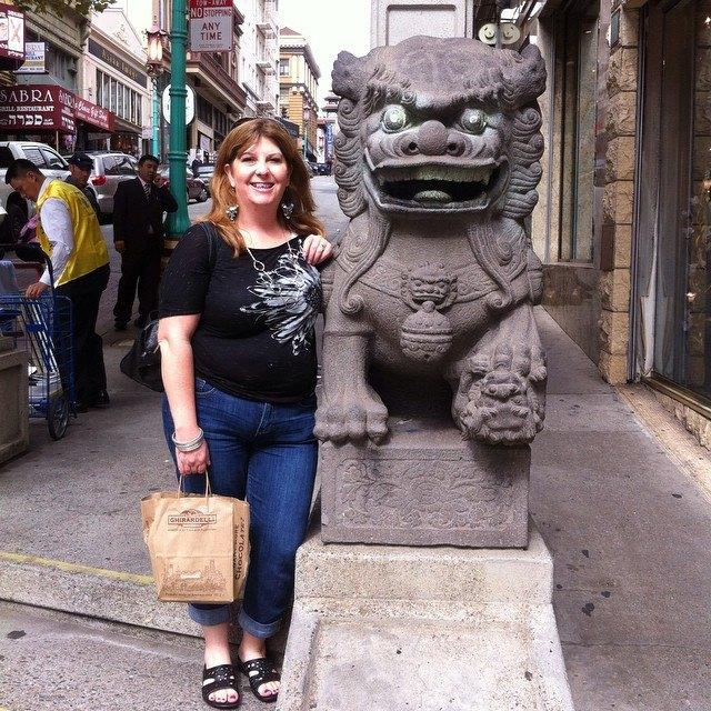 San Francico China Town