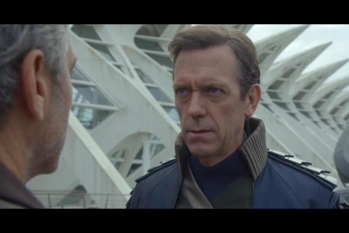 Tomorrowland Hugh
