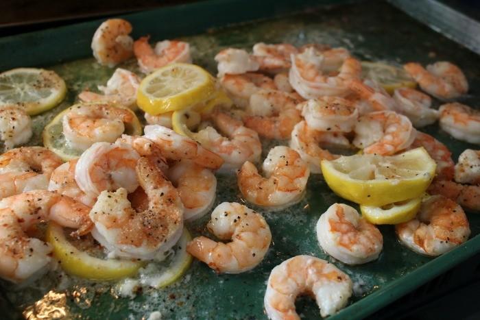 Zesty Baked Shrimp 6