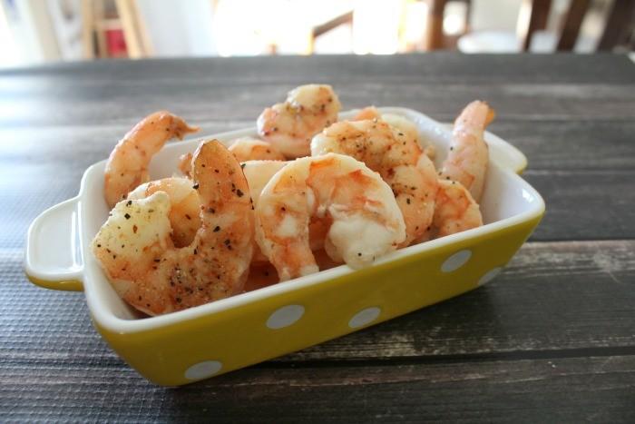 Zesty Baked Shrimp 7