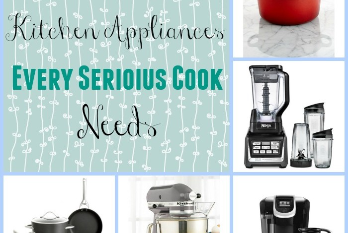5 Must Have Items for Any Kitchen