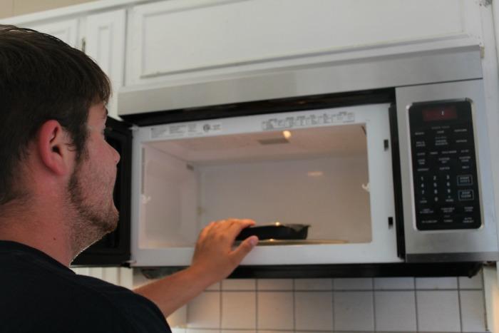 stouffers microwave