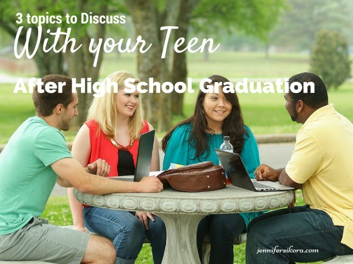 teen discussion