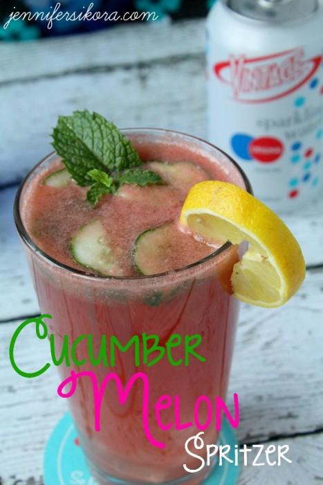 Cucumber Melon Spritzer 3