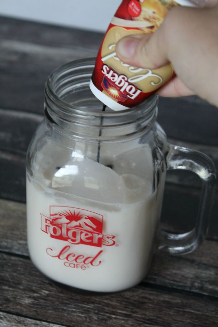 Folgers iced cafe 2