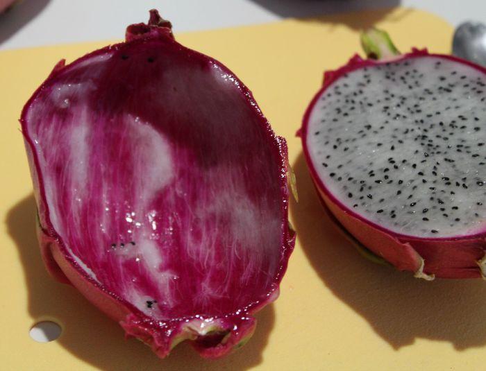 dragon fruit granita 2