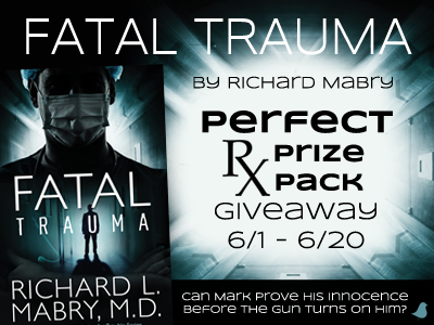 Book Review: Fatal Trauma by Richard Mabry