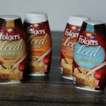 folgers iced cafe