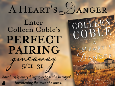Book Review: A Heart's Danger by Colleen Coble