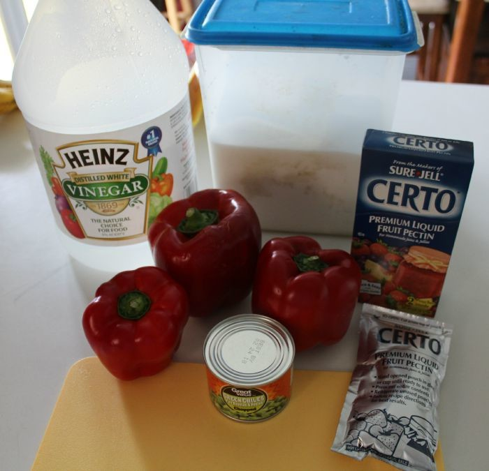 red pepper jelly 1