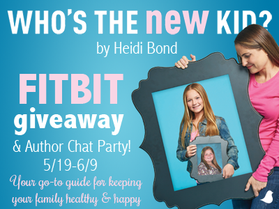 Book Review: Who's the New Kid by Heidi Bond