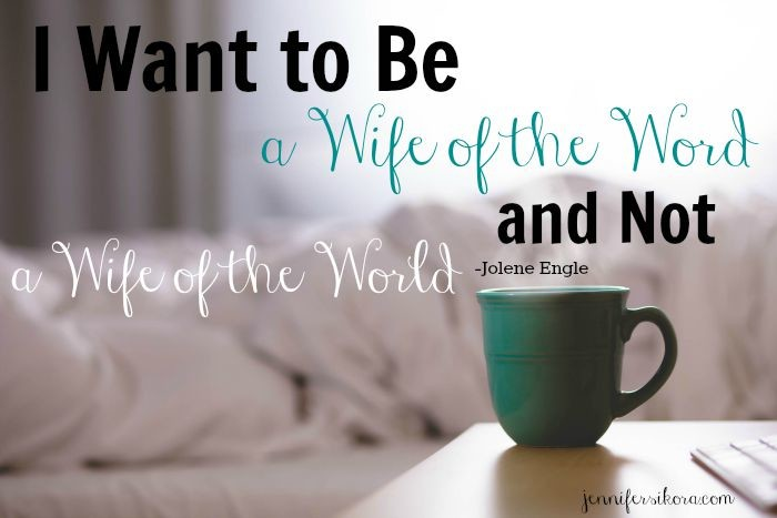 wife of the word