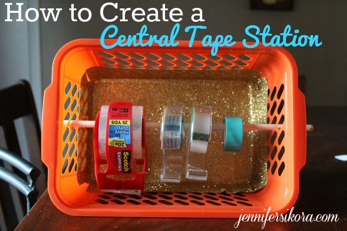 Central Tape Station