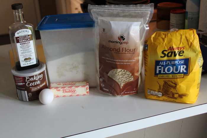 chocolate salted caramel ingredients