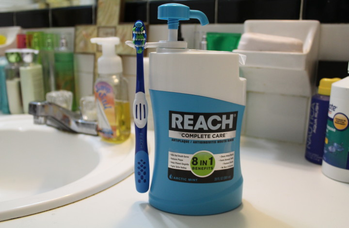 Taking Care of Your Teeth With REACH®