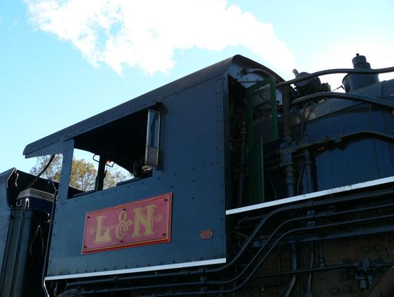 KRM L&N rolling stock