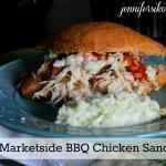 Marketside BBQ Chicken Sandwich