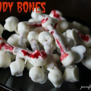 Bloody Bones #CreativeHop