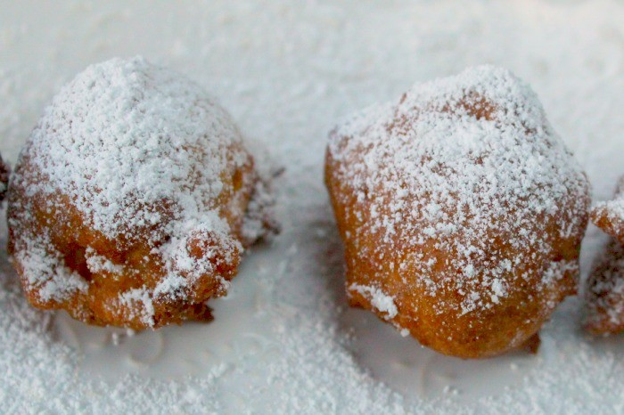 Apple Fritters 1