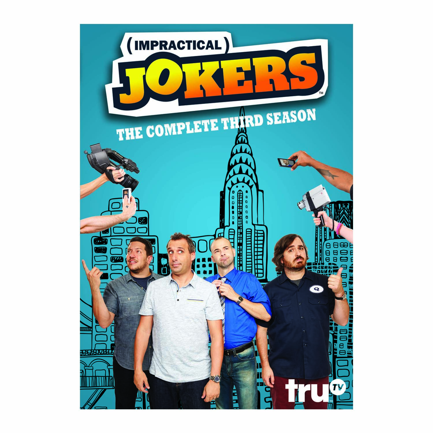 Impractical Jokers Season 3