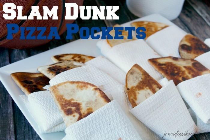 slam dunk pizza pockets
