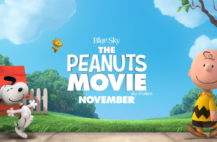 Calling all Pigpens! Save $5 on a Peanuts Movie ticket