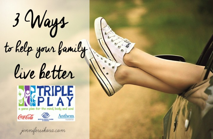3 Ways To Encourage Your Family to Live Better