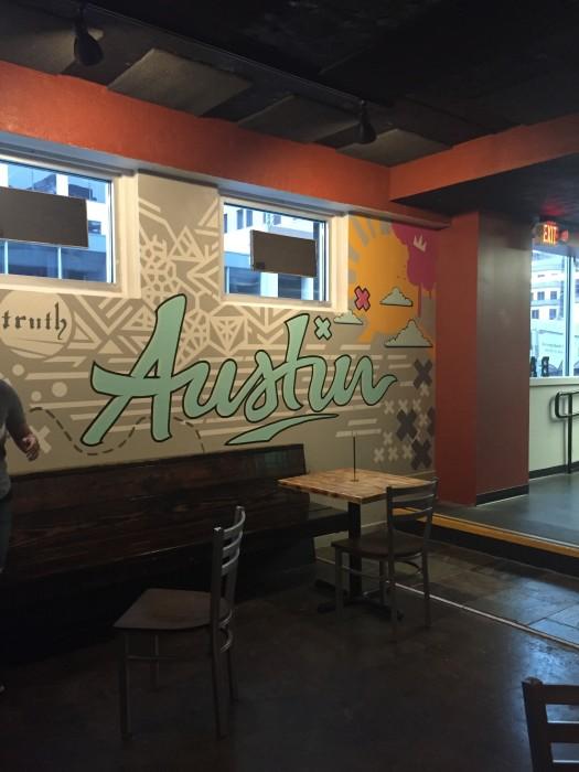 Slake Cafe Austin
