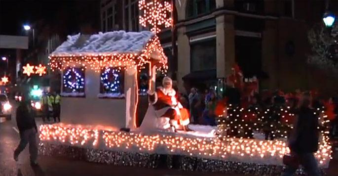 Paducah Christmas Parade