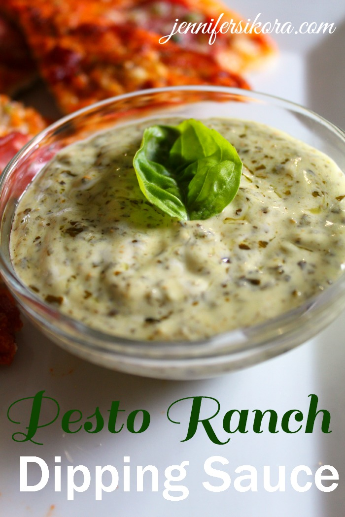 For a simple and easy appetizer for your next holiday event, why not try making these Pizza Dippers with Pesto Ranch Dipping Sauce? It is an appetizer you can prepare in under 15 minutes.