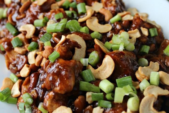 Slow Cooker Cashew Chicken 2