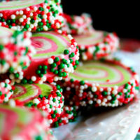 Grinch Cookies - Perfect Cookies for Santa