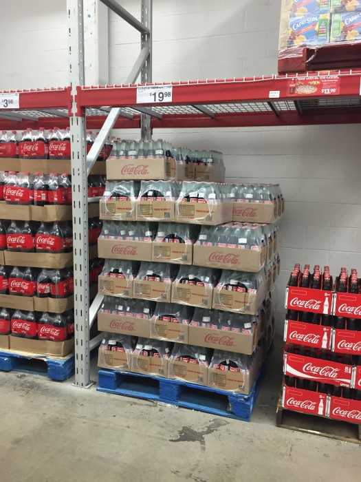 Coke de Mexico glass bottles