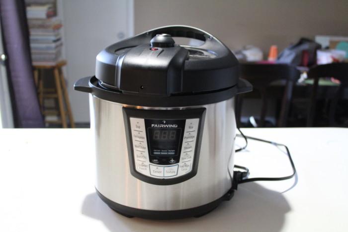 Fairwind FWPC6L 6 Liter Pressure Cooker