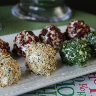 Delicious Kraft Mini Savory Cheeseballs