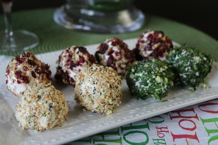 Mini Savory Cheeseballs 4