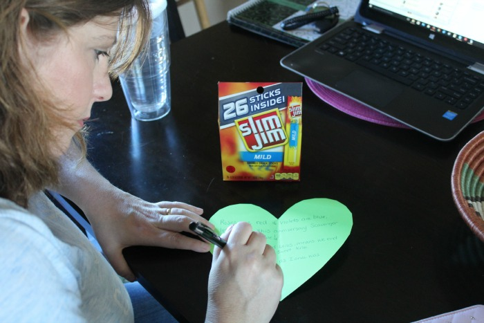 How to Create an Anniversary Scavenger Hunt
