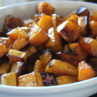 How to Make the Perfect Roasted Butternut Squash (plus a Kitchenaid Giveaway)