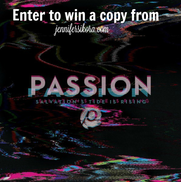 PASSION Salvation's Tide Is Rising Album Review & Giveaway