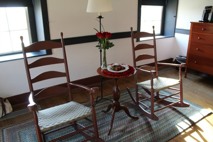 Shakertown Village Room rocking chairs
