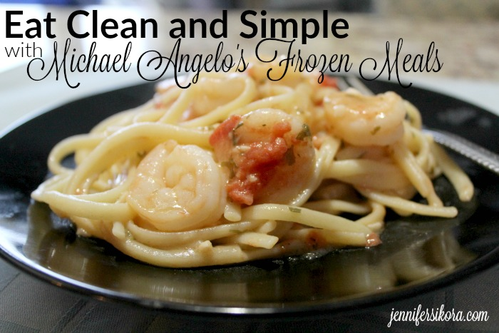 Less is Amore with Michael Angelo's Frozen Meals