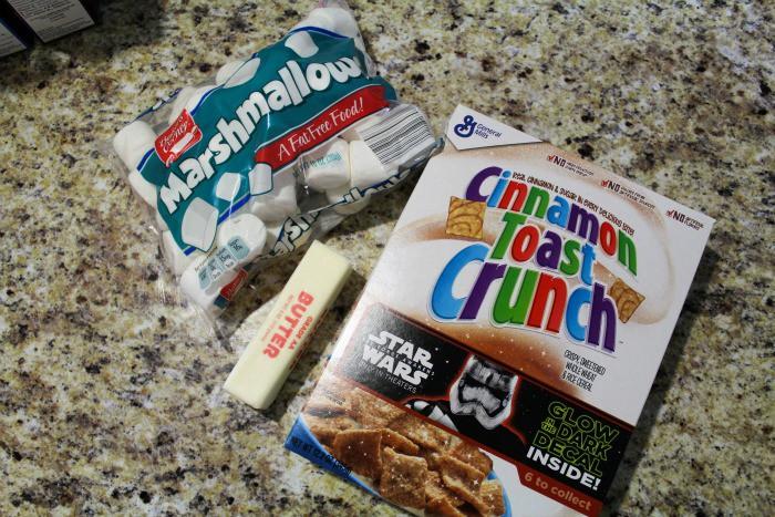 Cinnamon Toast Crunch Ingredients