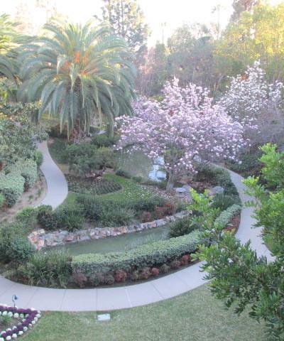 The Gorgeous Langham Huntington Hotel in California